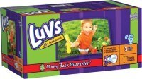Luvs Diapers Size 3 (16-28LB) 92CT