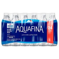 Aquafina Purified Drinking Water 16.9oz 32PK BTLS