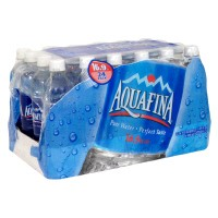 Aquafina Purified Drinking Water 16.9oz 32PK BTLS product image