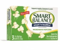 Smart Balance Popcorn Smart 'N Healthy 9oz 3Bag Box
