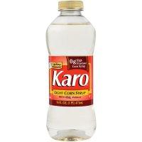 Karo Light Corn Syrup 16oz BTL product image