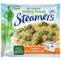 Green Giant Steamers Cheesy Rice & Broccoli 12oz Bag