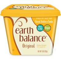 Earth Balance Margarine Natural Buttery Spread Original 15oz. Tub