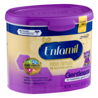 Enfamil Gentlease Powdered Baby Formula 21.5oz Can