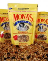 Mona's Granola The Original 12oz PKG