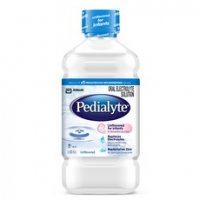 Pedialyte Oral Electrolyte Maintenance Solution Unflavored 1LTR