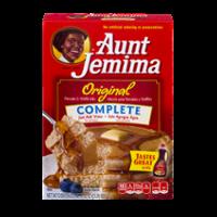 Aunt Jemima Original Complete Pancake & Waffle Mix 32oz Box