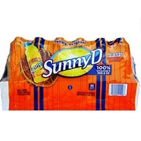 Sunny Delight Sports Cap Tangy Original 6PK of 11.3oz BTLS