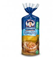 Quaker Rice Cakes Caramel Corn 14CT 6.56oz. PKG