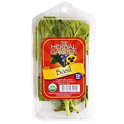 Basil Fresh .67oz. PKG