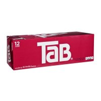 Tab Cola 12PK of 12oz Cans