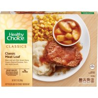 Healthy Choice Meatloaf Dinner 12oz PKG