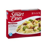 Weight Watchers Smart Ones Creamy Rigatoni with Broccoli & Chicken 9oz PKG