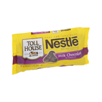 Nestle Toll House Morsels Milk Chocolate Chips 11.5oz Bag