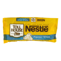 Nestle Toll House Morsels Premier White Chocolate 12oz Bag