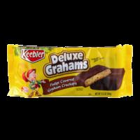 Keebler Deluxe Grahams Cookies 12.5oz PKG