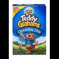 Nabisco Honey Maid Teddy Grahams Chocolatey Chip Graham Snacks 10oz Box product image