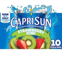 Capri Sun Beverage Strawberry Kiwi 10CT of 6.75oz EA product image