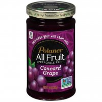 Polaner All Fruit Spreadable Grape 15.25oz Jar