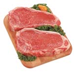 USDA Top Sirloin Fillets 2-3CT Approx 12-16oz PKG