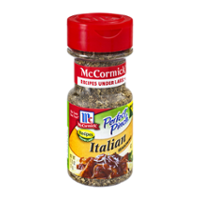 McCormick Perfect Pinch Italian Seasoning .75oz BTL