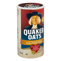 Quaker Old Fashioned Oats 42oz Can product image