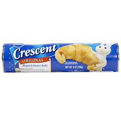 Pillsbury Crescent Rolls 8CT 8oz PKG