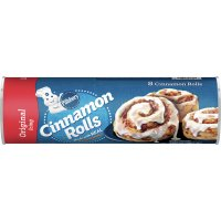 Pillsbury Rolls Cinnamon with Icing 8CT 12.4oz PKG product image