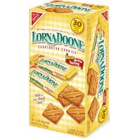 Nabisco Lorna Doone Cookies 30CT Box 1.5oz EA 45oz Box