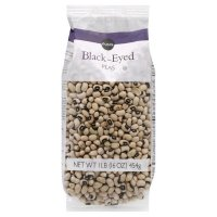 Store Brand Black Eye Peas - Dry 16oz Bag