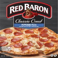 Red Baron Classic Pepperoni Pizza 20.6oz Box