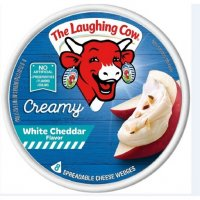The Laughing Cow Spreadable Cheese Creamy Swiss French Onion 6oz
