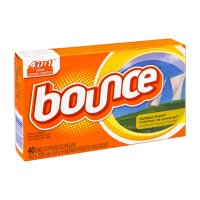 Bounce Fabric Softener Sheets Outdoor Fresh 40CT