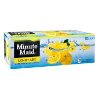Minute Maid Lemonade 12PK of 12oz Cans