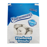 Blue Bird or Entenmann's Powdered Donuts Approx 20CT 10oz PKG