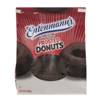 Blue Bird or Entenmann's  Donuts Chocolate Approx 16CT 10.5oz PKG