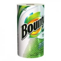 Bounty Paper Towels White 77 Full Sheets 2-Ply 1CT