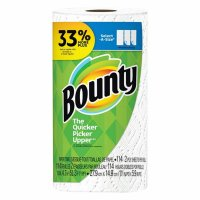 Bounty Paper Towels Select-A-Size 121 Half Sheets 2-Ply 1CT