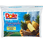 Dole Frozen Pineapple Chunks 16oz Bag