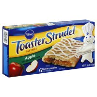 Pillsbury Toaster Strudel Apple 6CT 11.5oz Box