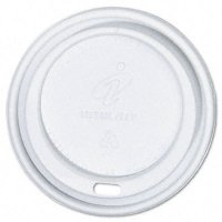 Store Brand Lids for 16oz Cups 40CT