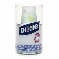 Dixie Bathroom Cup Dispenser