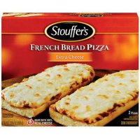 Stouffer's French Bread Pizza Extra Cheese 2CT 11.75oz Box