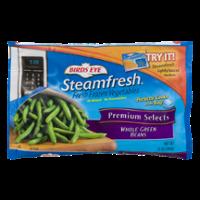 Birds Eye Steamfresh Premium Selects Whole Green Beans 12oz Bag product image