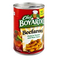 Chef Boyardee Beefaroni 15oz Can