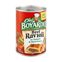 Chef Boyardee Beef Ravioli 15oz Can