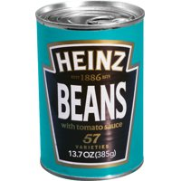 Heinz Beans with Tomato Sauce 13.7oz Can