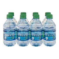 Dasani Purified Water 8PK 12oz Bottles