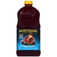 Northland 100% Juice No Sugar Added Pomegranate Blueberry 64oz BTL