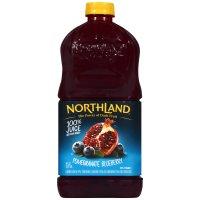Northland 100% Juice No Sugar Added Pomegranate Blueberry 64oz BTL product image